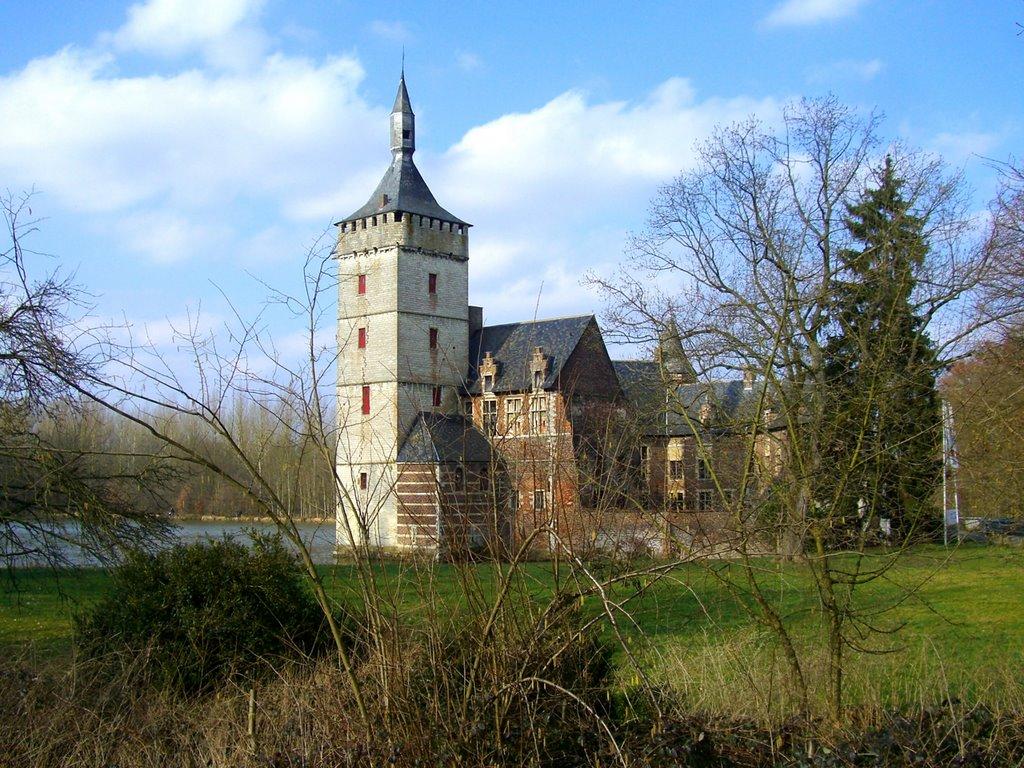 Kasteel van Horst, Holsbeek, Vlaams Brabant
