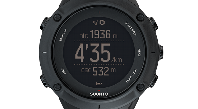 Aankoop Suunto Ambit3 Peak Black HR