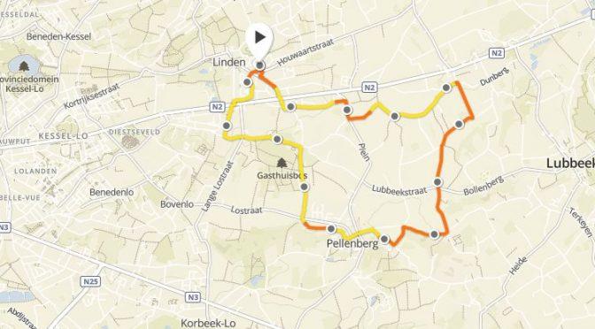 Nog snel een niet te snel loopje #nycmarathon D-10