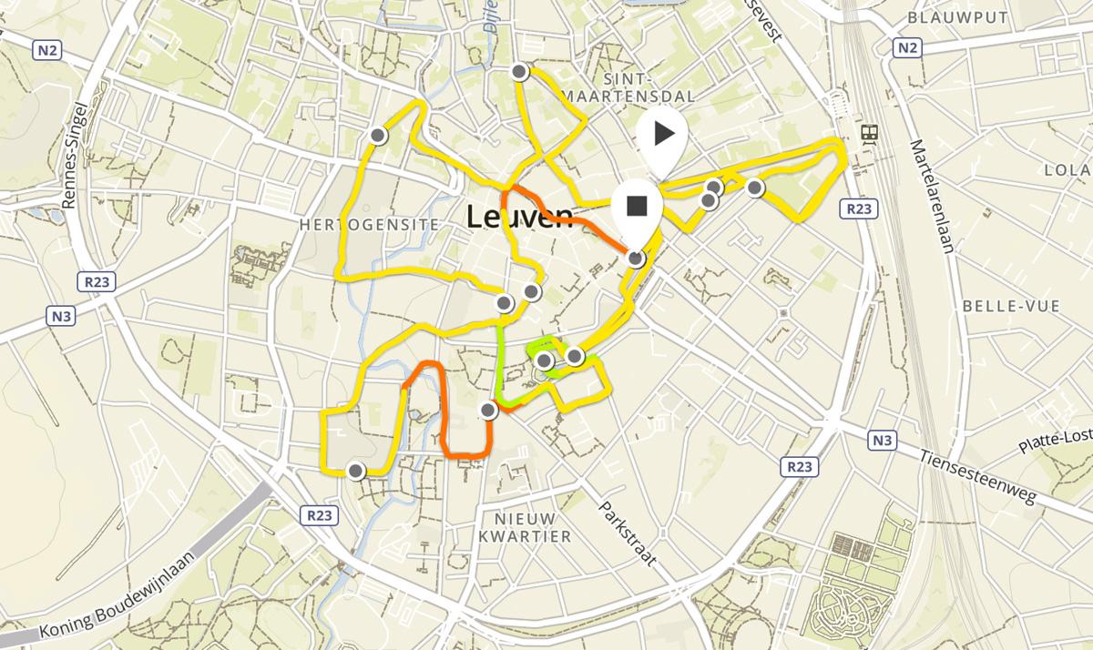 Corrida Leuven