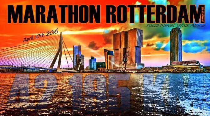 NN Marathon Rotterdam #MR16