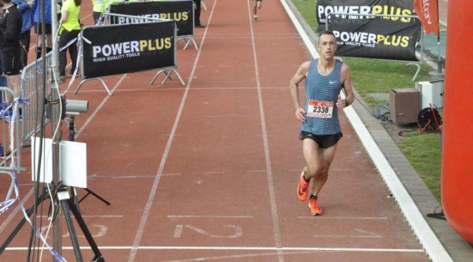 Halve marathon van Lier