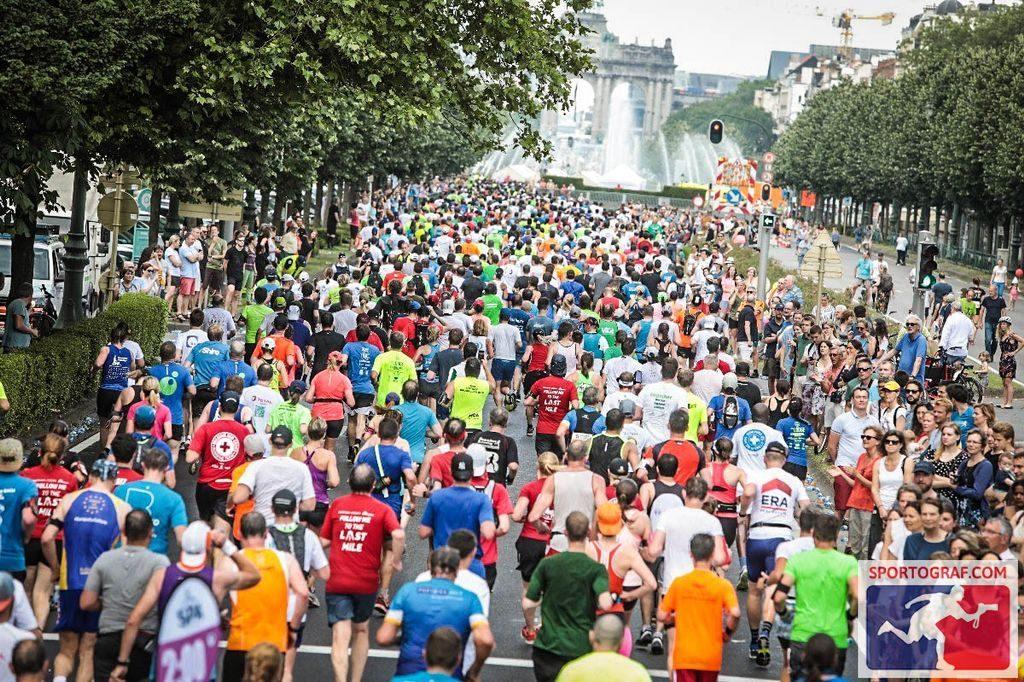 Start 20km van Brussel