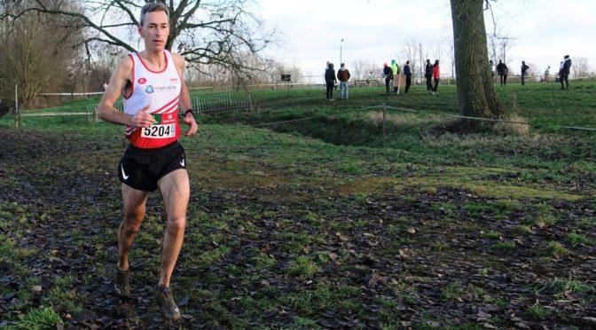 Provinciaal Kampioenschap Veldlopen in Gooik (6de M50)
