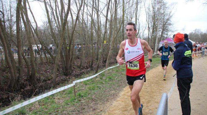 Crosscup en Vlaams Kampioenschap in Rotselaar (8ste M50)